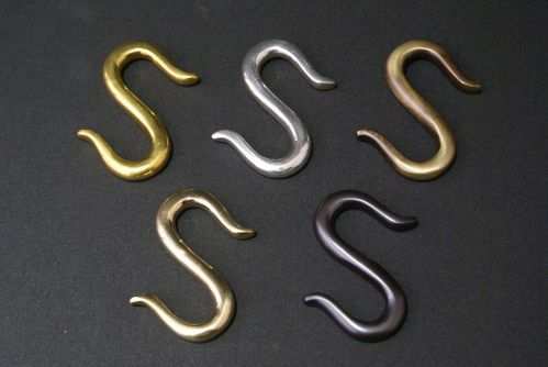 Small S Hooks