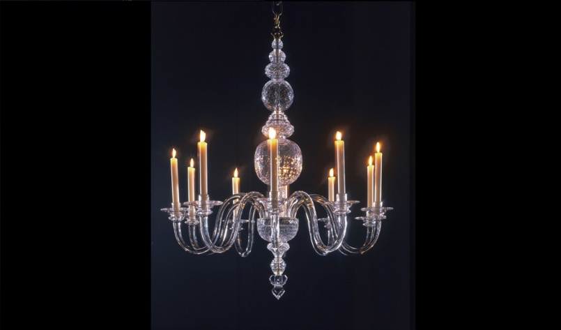 The Thornham Hall Chandelier