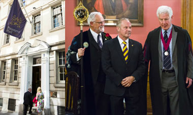 David Wilkinson becomes a Liveryman