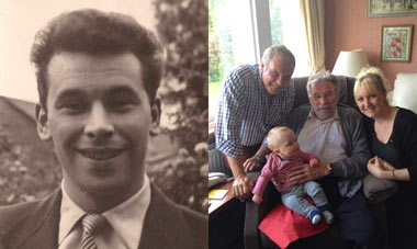 "Reginald ""Arthur"" Wilkinson - 29th October 1931 - 12th July 2014"